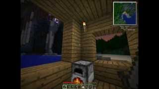 Прохождение игры Minecraft Tecnik Pack.