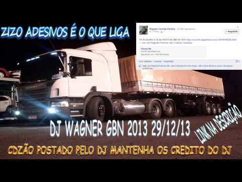 DJ WAGNER Festa Do GBN 2013