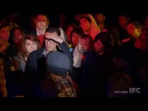 Portlandia Sketch - History of Hip Hop
