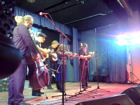 The Tennessee Studs met Anna Janssen, Flatbush Waltz, BEEG 2013