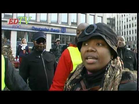 """L'HIVER CONGOLAIS (La Révolution Congolaise) PREMIERE PARTIE """"La Belgique ralbol"""""""