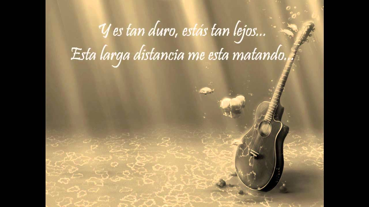 Long Distance Bruno Mars