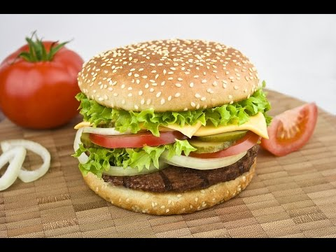 Comment faire un Whopper ?