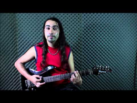 Video Aula de Guitarra - Terra Molhada  (Banda Prioratus)