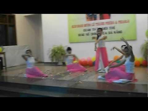 Múa bài Giấc Mơ Trưa Full 2 (Bổn Mạng Giới Trẻ 2012)