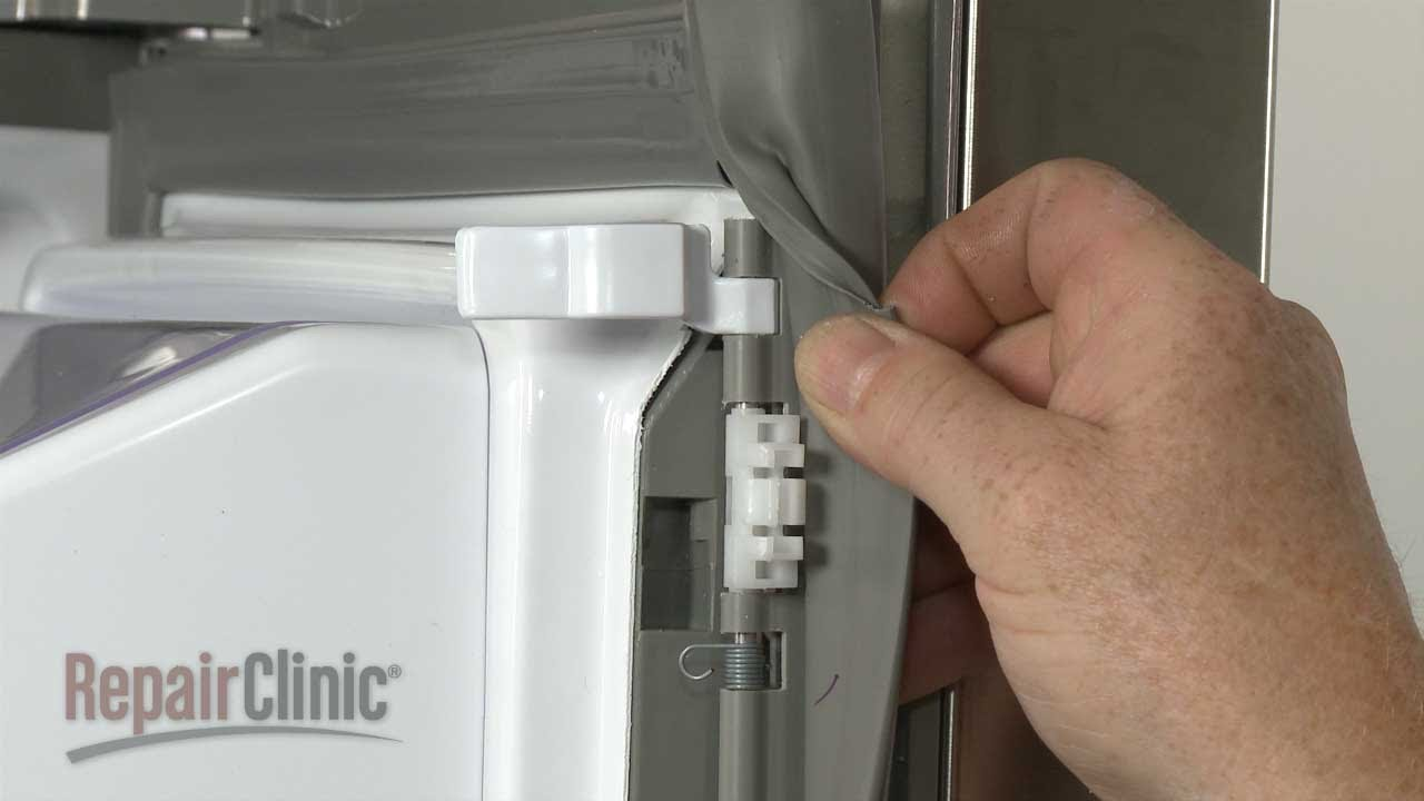 Замена своими руками уплотнителя холодильника стинол 46
