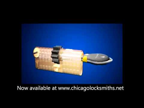 Chicago Locksmith Interactive CLIQ from Mul-T-Lock | 312-878-2715