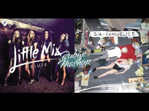 Little Mix vs. Sia - Salute vs. Chandelier (Mashup)