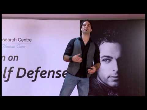 Lilavati Hospital : The art of self defense by Glen Levy