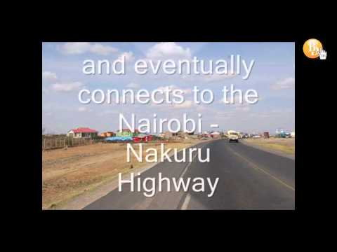 Nairobi's by-pass roads