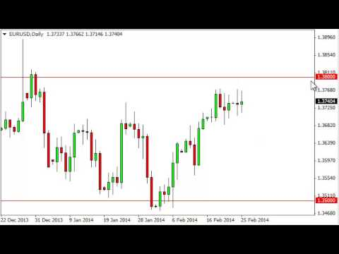 EUR/USD Technical Analysis for February 26, 2014 by FXEmpire.com