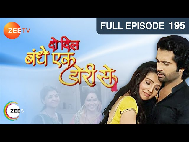 Do Dil Bandhe Ek Dori Se - Episode 199 - May 08, 2014
