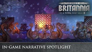 Total War Saga: Thrones of Britannia - In-Game Narrative Spotlight