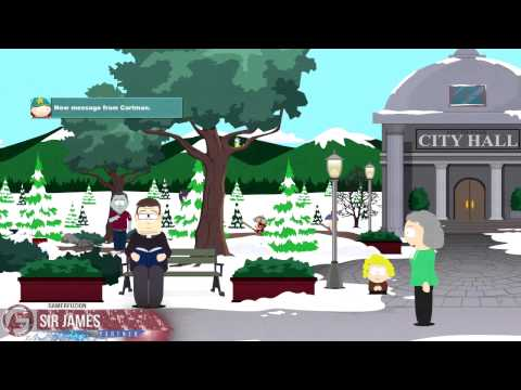 South Park: The Stick of Truth Walkthrough Part 17 Recruit the Girls