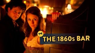 The 1860s Bar: Epic Time Travel Prank