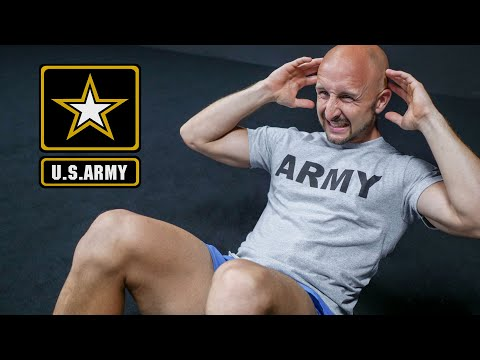Could You Pass The Army's Fitness Test?