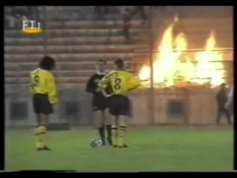 1995 Ολυμπιακός-ΑΕΚ 1-1 Καραϊσκάκη