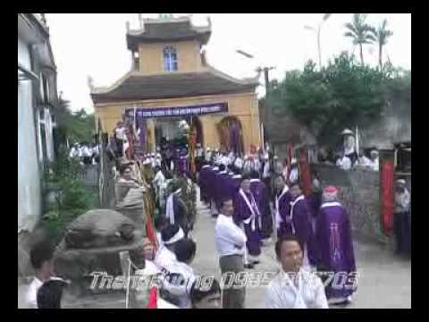 Lễ Tang Cha Antôn Phạm Đình Phùng Thuận Nghĩa Phần 3/3