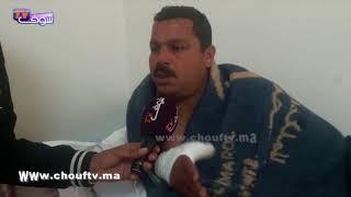 في قلب مستشفى ابن طفيل بمراكش..شهادات صادمة لناجين من فاجعة تمنصورت  