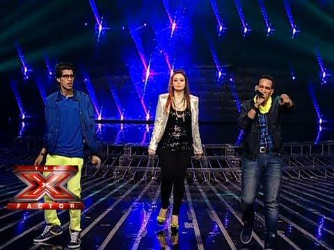 Young Pharoz  - الفرصة الأخيرة - العروض المباشرة الأسبوع 7 - The X Factor 2013