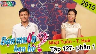 Chàng trai yêu ngay vì giọng hát cô gái quá ngọt ngào   Nhật Tuấn - Nguyễn T.Huê   BMHH 127