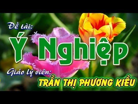 Đề tài: Ý-nghiệp - GLV: Trần Thị Phương