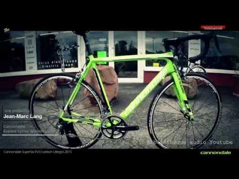 Cannondale SuperSix EVO carbon Ultegra 2015