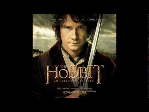 The Hobbit An Unexpected Journey Soundtrack (Disc1) HQ