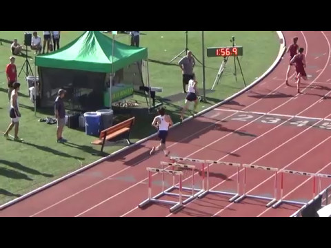 Mission League Finals: Varsity Boys 800