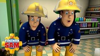 Fireman Sam: Cry Wolf Clip #2