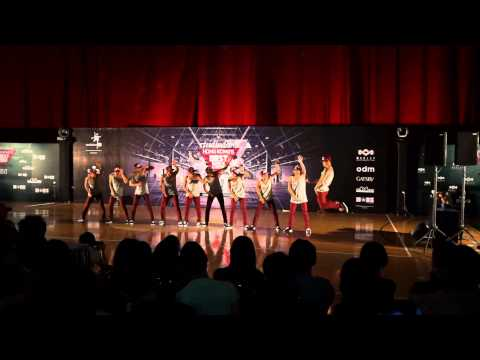 """ChilliBoyz"": HKBDC 2012 (Hip Hop) CHAMPION + BEST CHOREO"