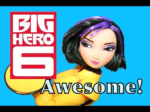 Disney Big Hero 6 TOYS GoGo Tomago Doll 11