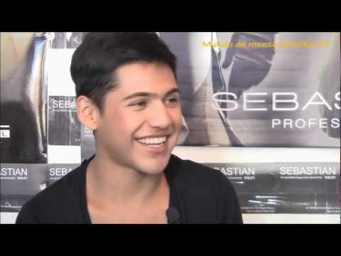 Miguel nos habla de su experiencia en el concurso de Hombres Modelos (R)