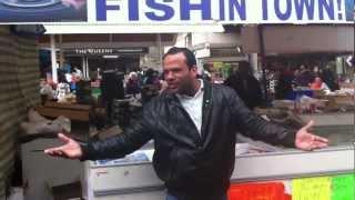 THE ORIGINAL One 1 Pound Fish, Queens Market, Upton