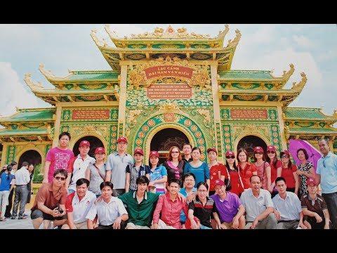 Du lich Sai Gon - Mien Tay 2013