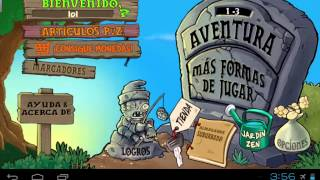 Plants Vs Zombies V6.0.0 Hack Soles Infinitos Android