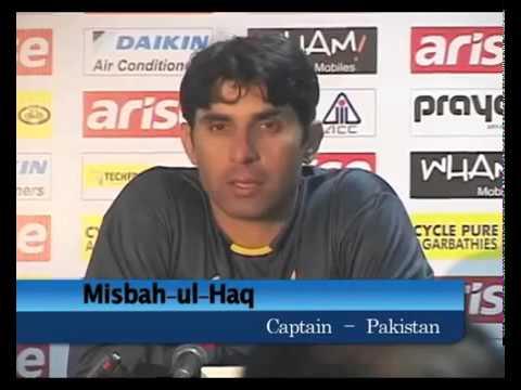 Misbah-ul-Haq :  Lasith Malinga destroyed us