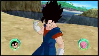 Dragon Ball Raging Blast: Transformaciones Y Fuciones
