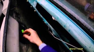 VW T4 Door Handle Repair 0002