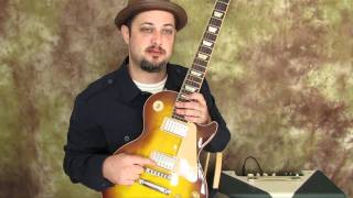 Gibson Les Paul Demo