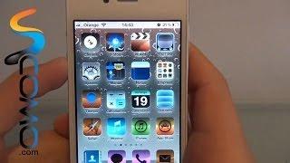 Cómo cambiar los colores del iphone 4 y 4s