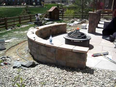 Seating For Fire Pit Area
