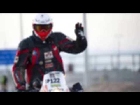 R.I.P  Eric Palante Rally Dacar 2014