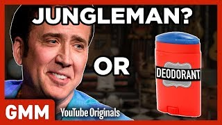 Deodorant or Nic Cage Movie? (GAME)