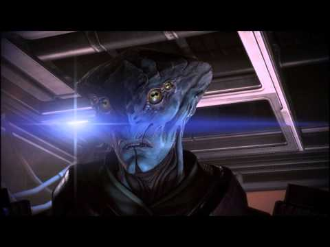 Let's Play Mass Effect 3 (blind) - Part 97: Sad Shep Is Sad