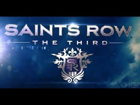 Saints Row: The Third - Gameplay