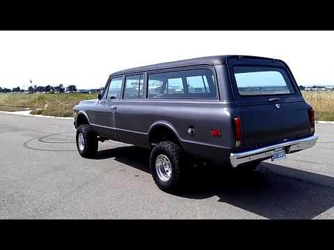1969 chevy suburban 3 door youtube for 10 door suburban