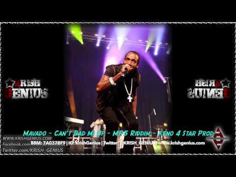 Mavado – Can't Bad Mi Up [mp5 Riddim] April 2014 | Reggae, Dancehall, Bashment