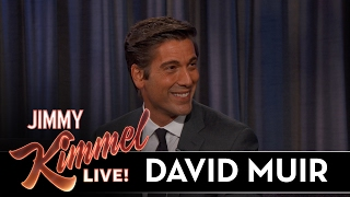David Muir on Getting First Interview with President Trump