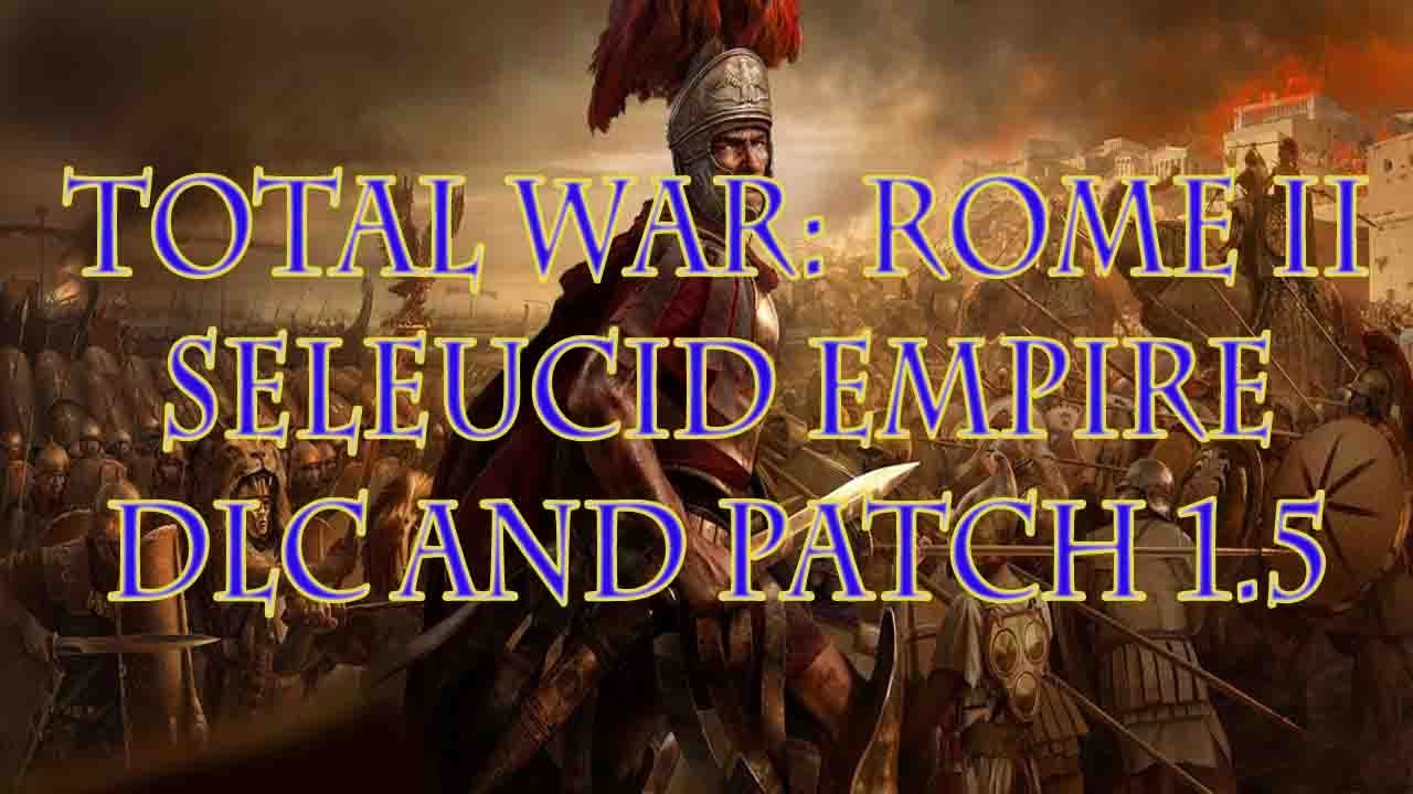 Un nouveau patch pour Total War : Rome 2